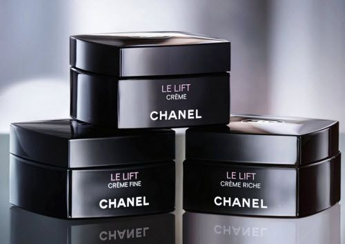 Chanel Le Lift Anti-Wrinkle Cream - Few things in life are more luxurious  than having a little Chanel tub sitting on your vanity–even if that tub  contains ... 31b6eb9d9