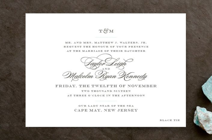 Charming Go Lightly Wedding Invitations By Cheree