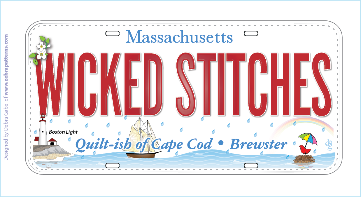 MA Quilt-ish of Cape cod Brewster WICKED STITCHES # 2988.png | Row ... : cape cod quilt shops - Adamdwight.com