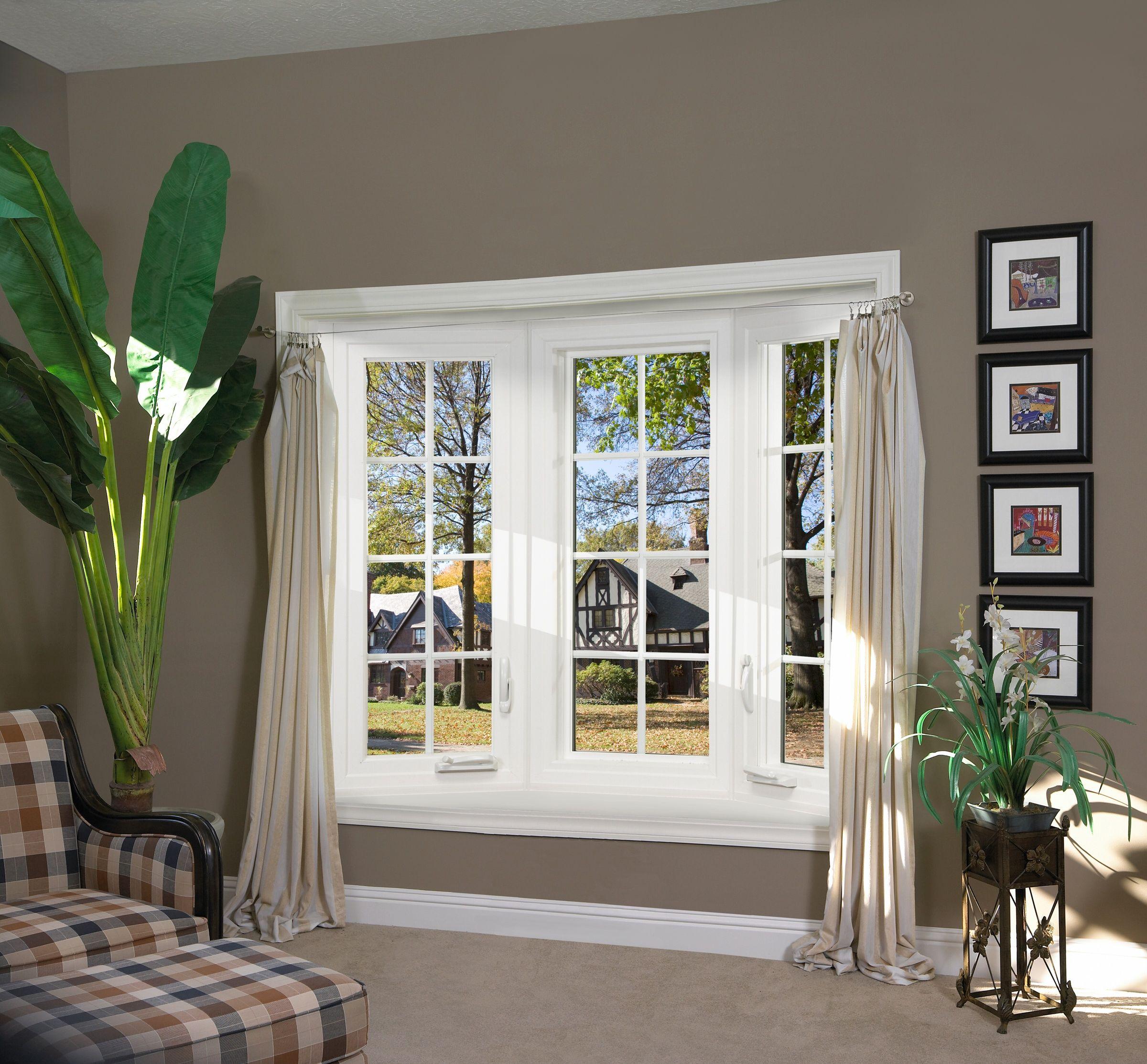 Window Design Ideas Bay Windows: Bay And Bow Windows. Double Glazed Windows Melbourne