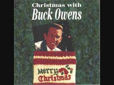 Buck Owens Santa S Gonna Come In A Stagecoach Buck Owens Favorite Christmas Songs Christmas Music Videos