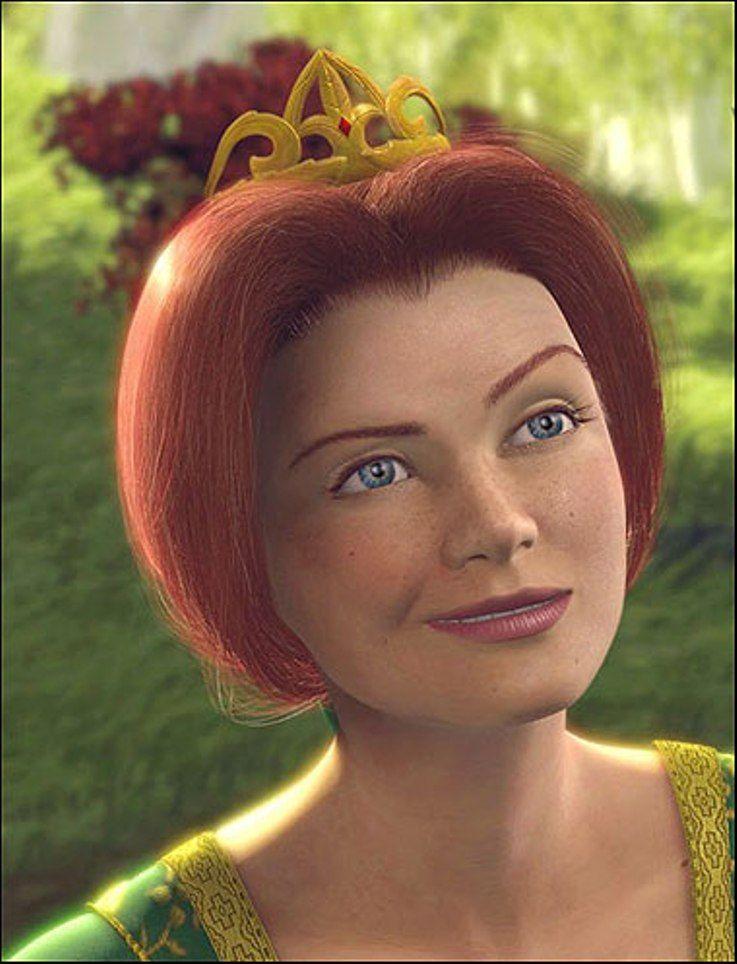 Princess fiona fabulous red heads princesa fiona - Princesse fiona ...