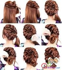 En Gozel Sac Horukleri Ile Ilgili Gorsel Sonucu Hair Styles Stylists Hair