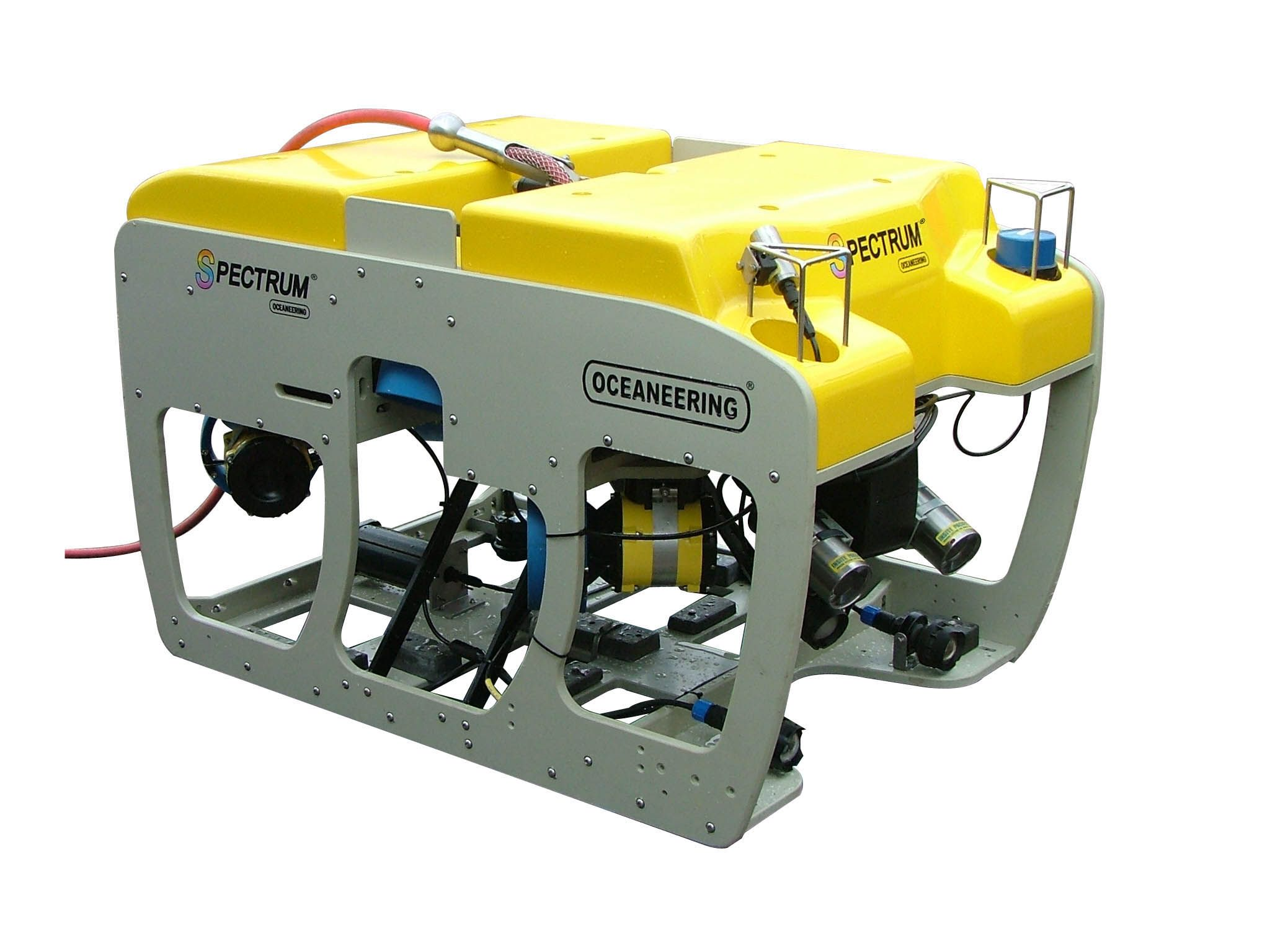 Remotely-operated underwater vehicles (ROVs) Features, types, advantages and disadvantages