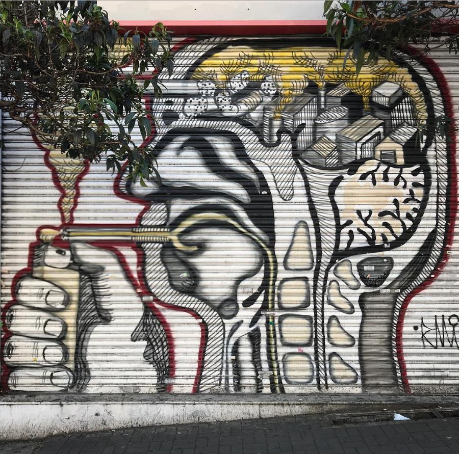 RMI in São Paulo, Brazil, 2017