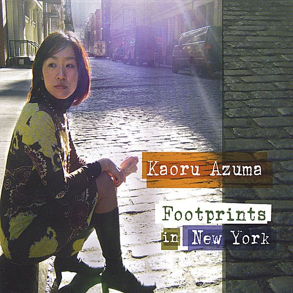 Kaoru Azuma (vo) http://www.kaorumusic.com/