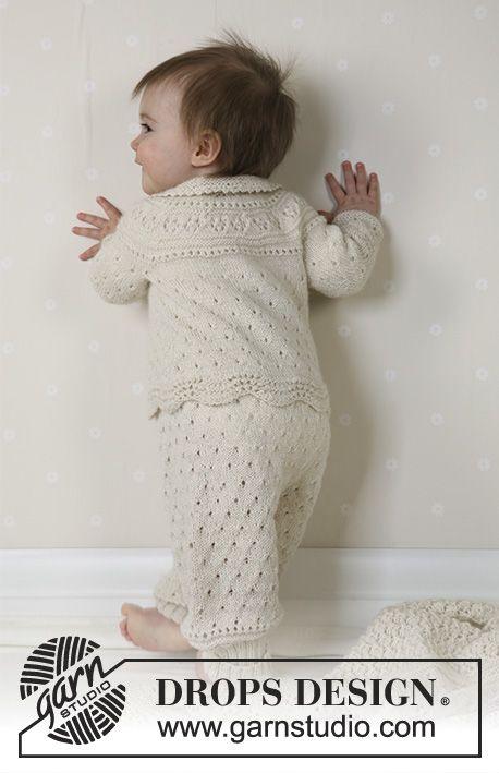 Photo of Snow Baby / DROPS Baby 13-18 – Kostenlose Strickanleitungen von DROPS Design