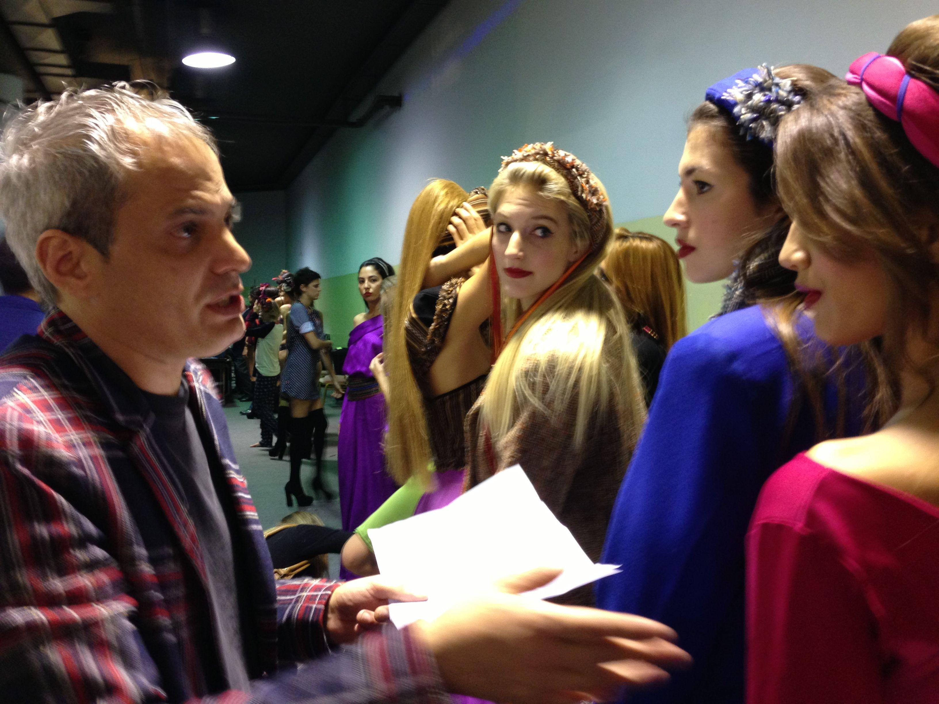 Colecc otoño invierno 013 Baam Argentina fashion Week