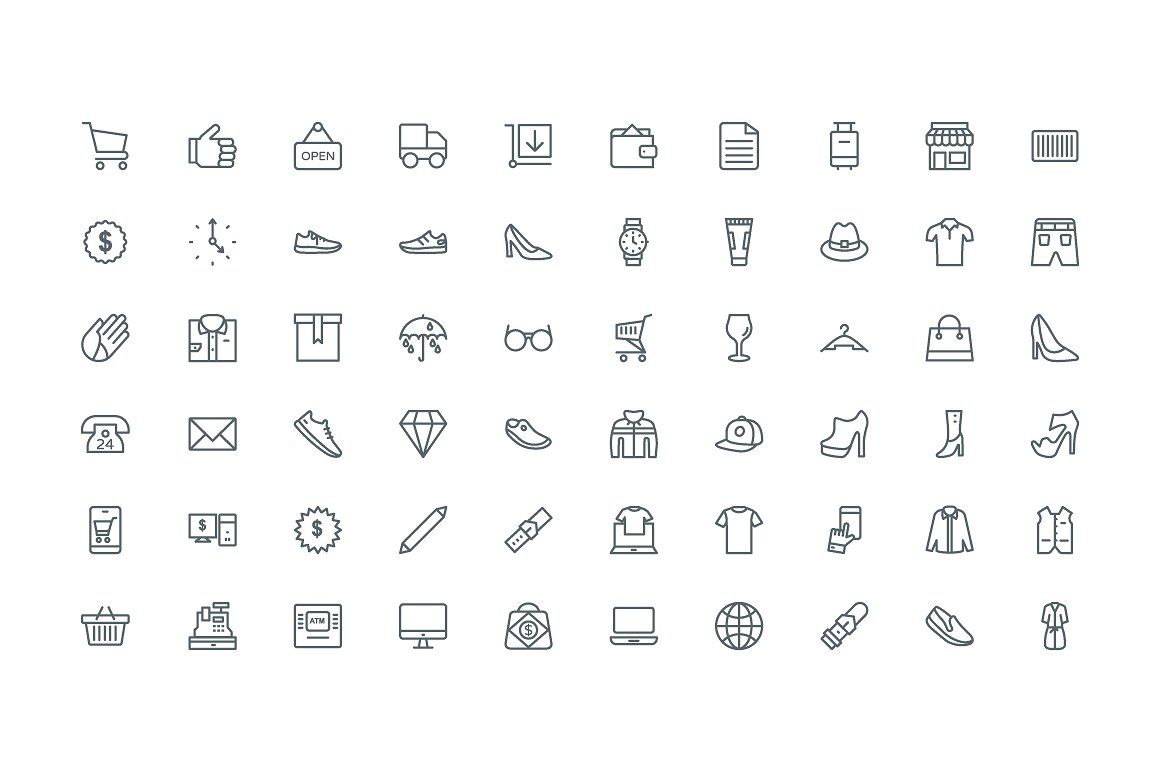 Download Marketplace Icon Pack Available In Svg Png Eps Ai Icon Fonts Icon Pack Icon Set Line Icon