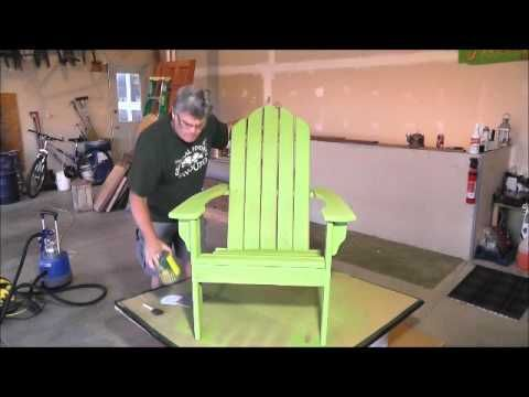 Learn How To Finish Outdoor Furniture With General Finishes Milk Paint, An  Interior And Exterior Part 30