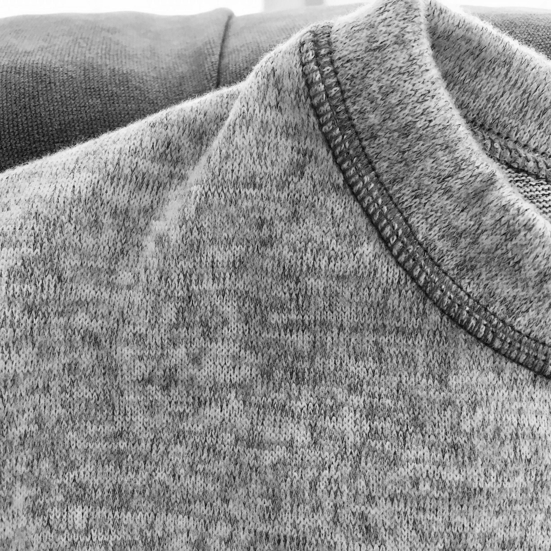Sweater Lanilla Plane Grey by OLA&zola