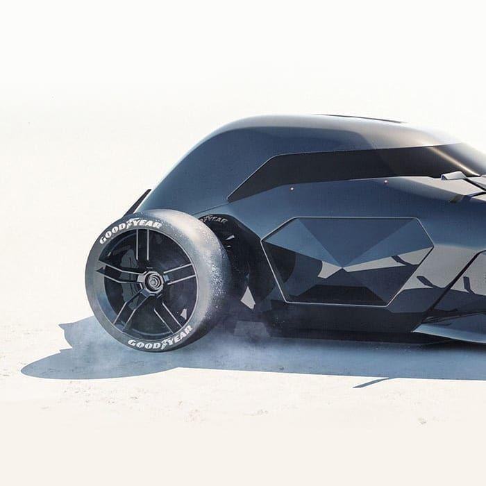 wondering if my 2012 #LMN7 #GT can be a #raw #duesenbergdesignchallenge draft... hmm?! #TheSpun #car #concept #conceptcar #cardesign…