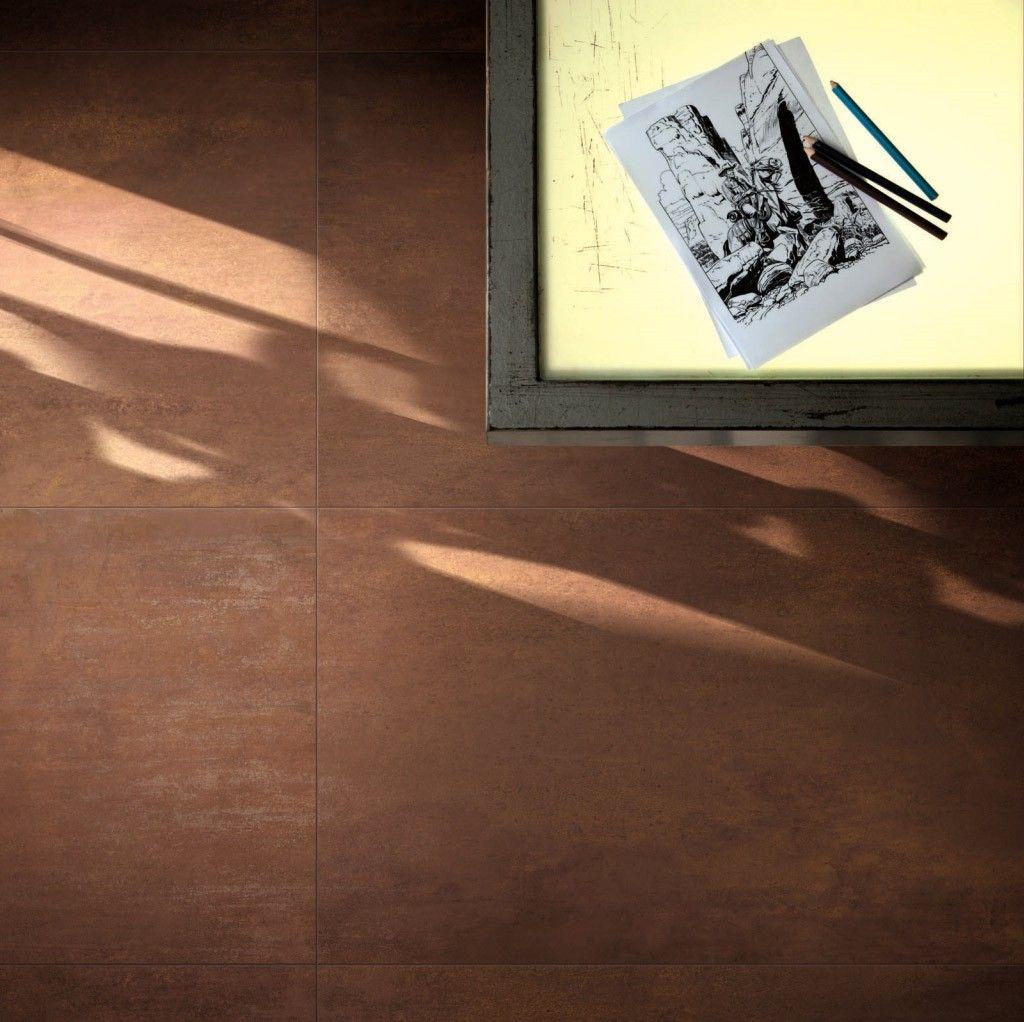 Carrelage sol et mur aspect métal FRESH (avec images) | Carreaux de sol, Carrelage, Carrelage sol