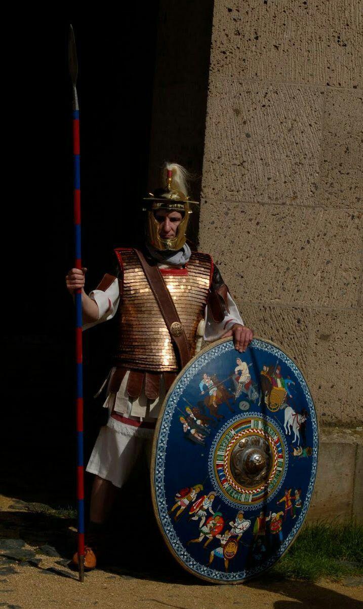 Roman miles 3rd century by Populares Vindelicenses