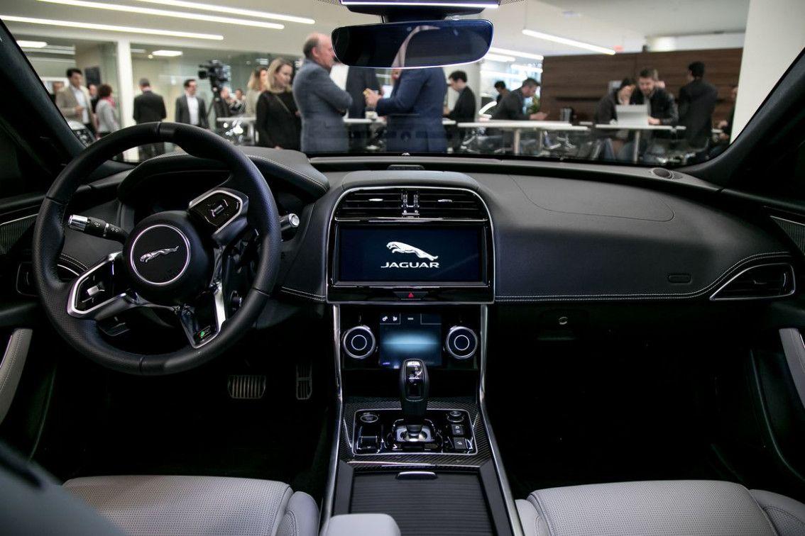 2020 Jaguar Interior Concept And Review Avec Images Voiture