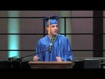 Video: Homeschool graduation speech