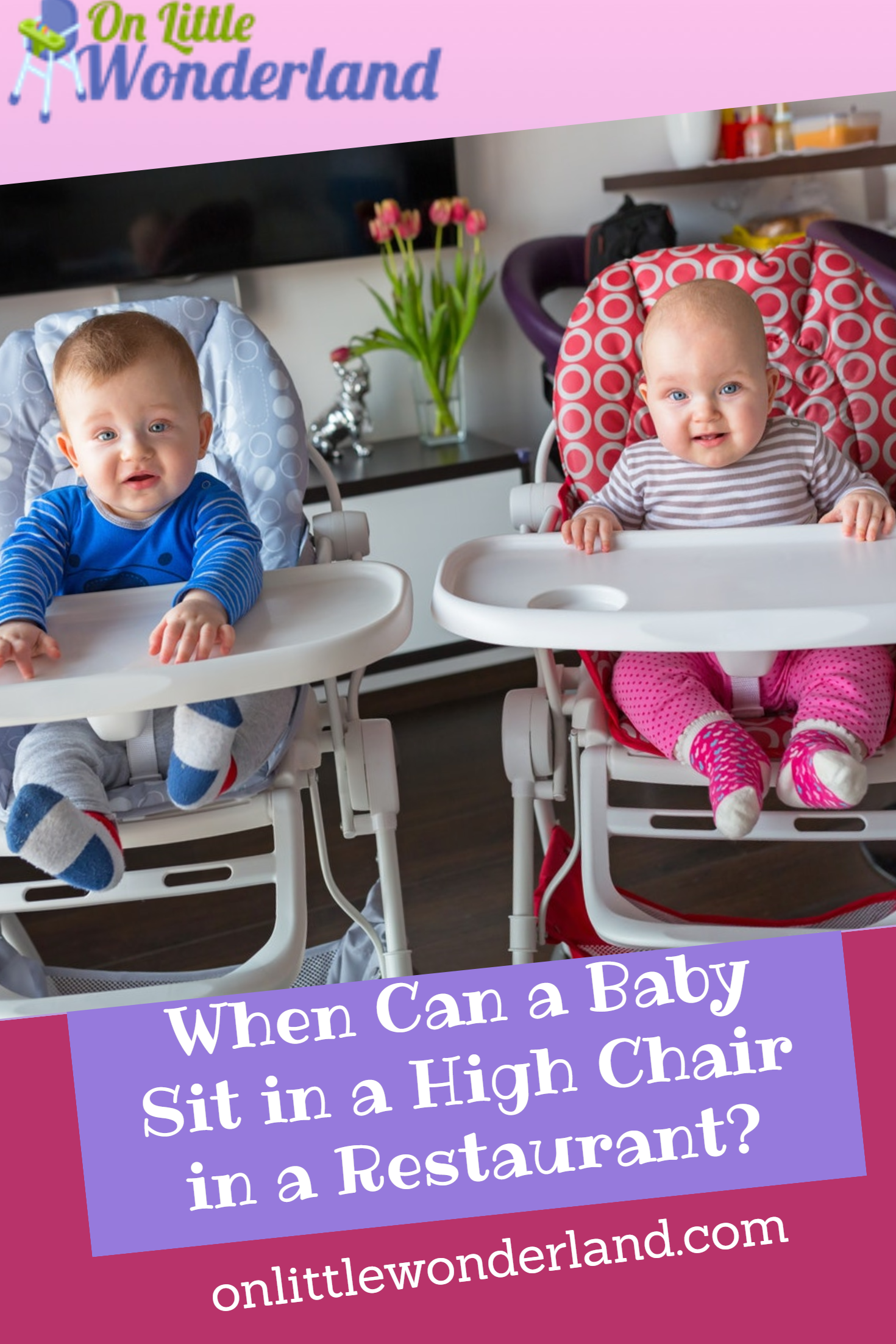 At What Age Does a Baby Use a High Chair? in 9  High chair