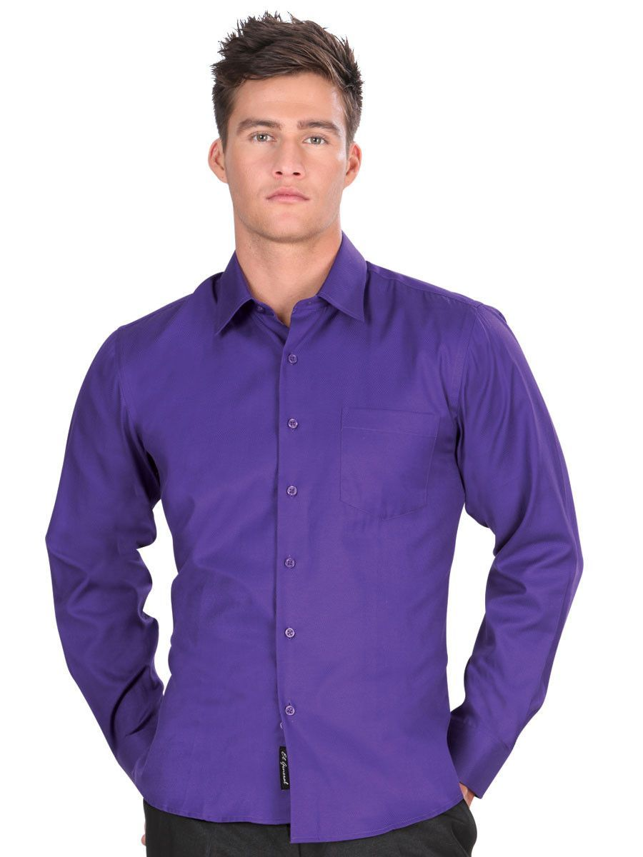 33576 Camisa Casual Caballero El General, 55% Cotton 45% Polyester ...