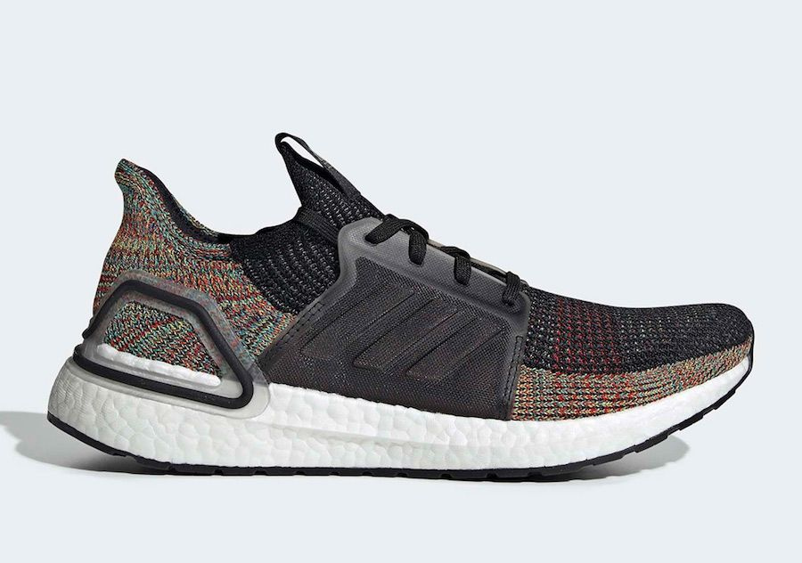8d10202b978a8 2019的adidas Ultra Boost 2019 Multicolor Release Date