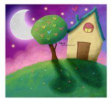 Dreamy night by iMais