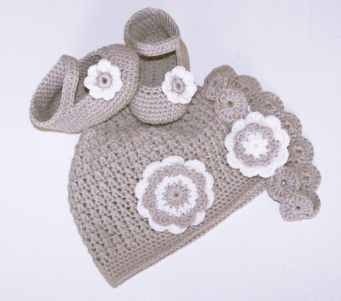 Baby-Set+~+Sandfarben+~+versch.+Größen+von+Manufaktur+Babyglück+auf+ ...