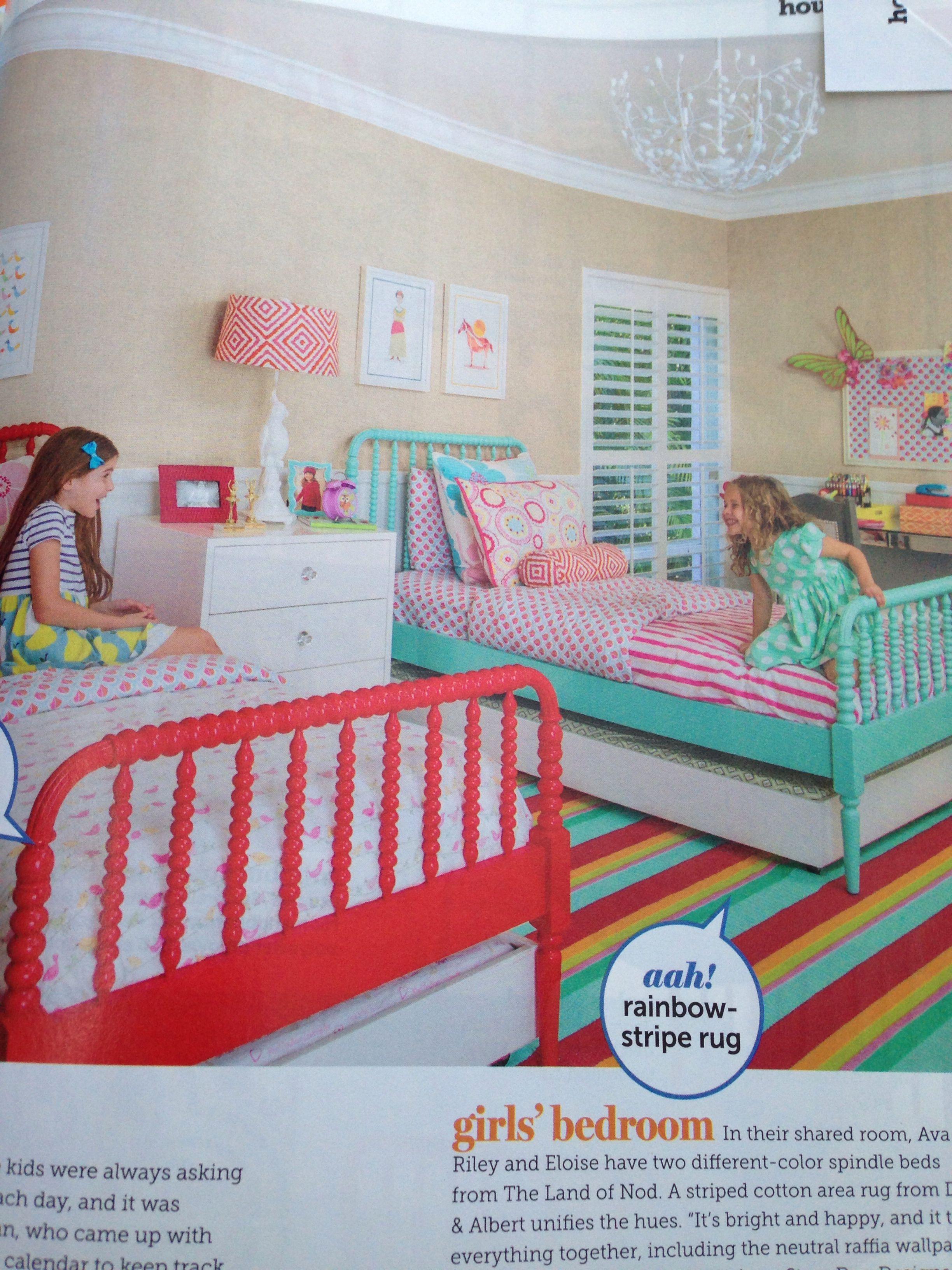 Land of nod beds. So fun! Andrea / FICTILIS Bryant now I
