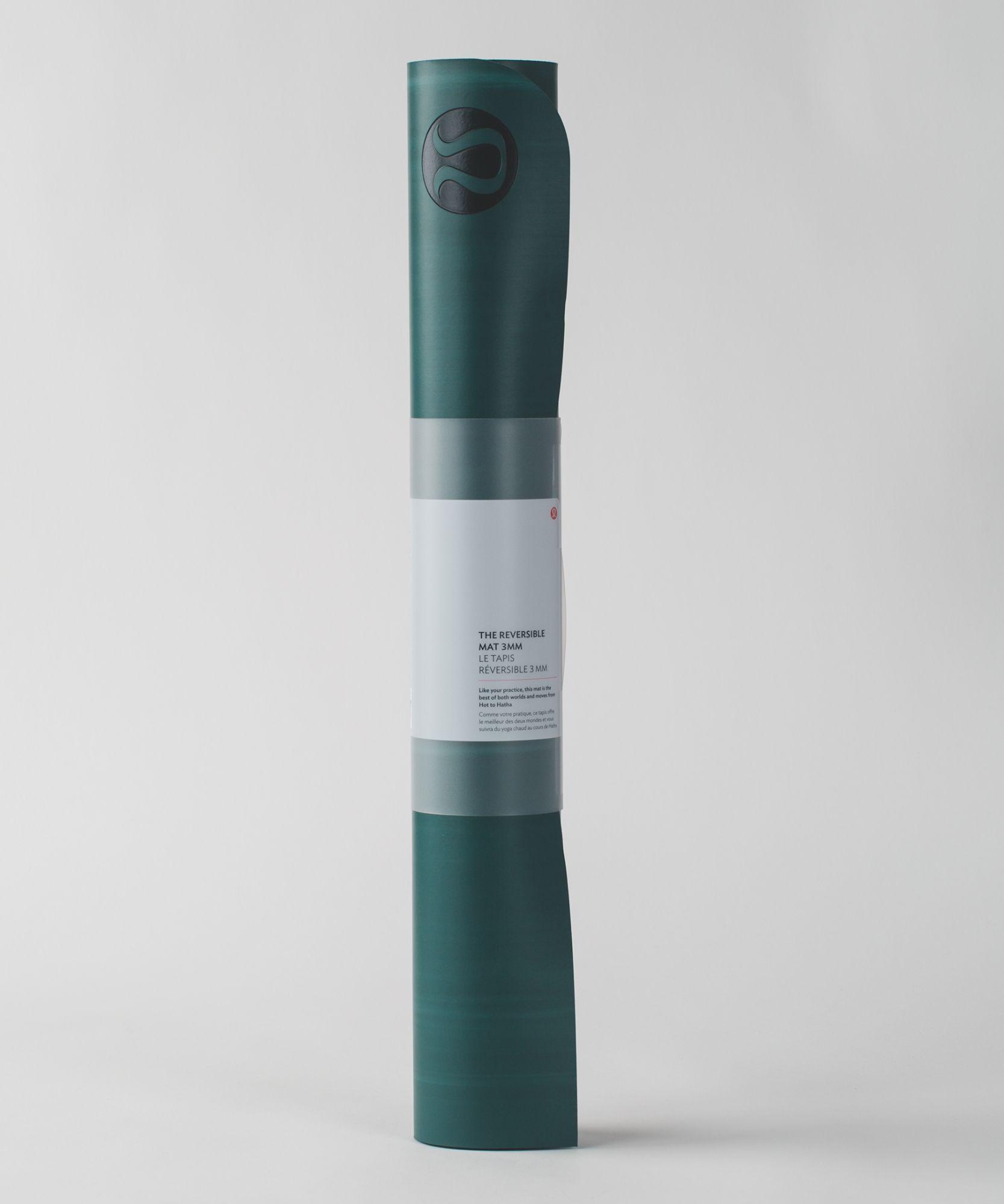 The Reversible Mat 3mm Women's Yoga Mats lululemon
