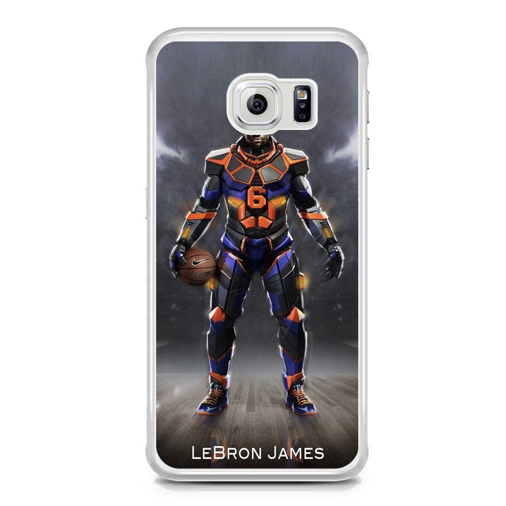 Lebron James Nike Samsung Galaxy S6 Edge Case