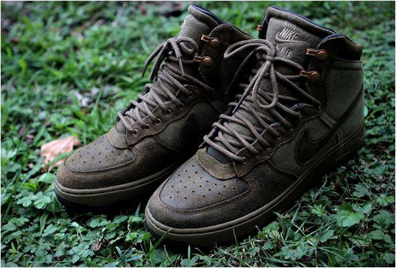 Nike Air Force 1 Military Military Boots Nike Air Nike