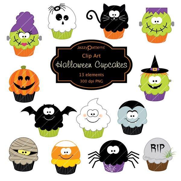 Cute Halloween Clip Art
