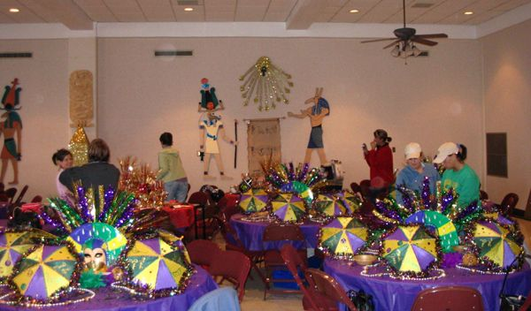 Mardi Gras Ball Decorations Brilliant Marti Gras Decor  Hot Wire Foam Factory  Mardi Gras Ball Inspiration