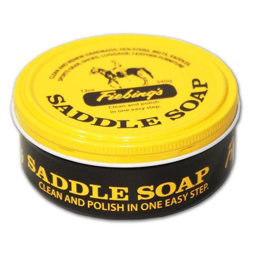 Fiebing S Saddle Soap Soap Leather Care Leather