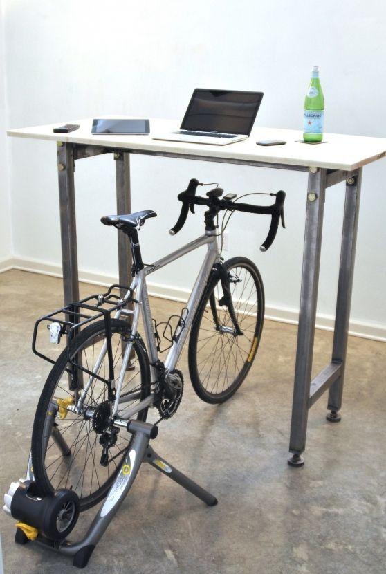 Best Indoor Bike Trainer Stand Reviews Desk Design Desk
