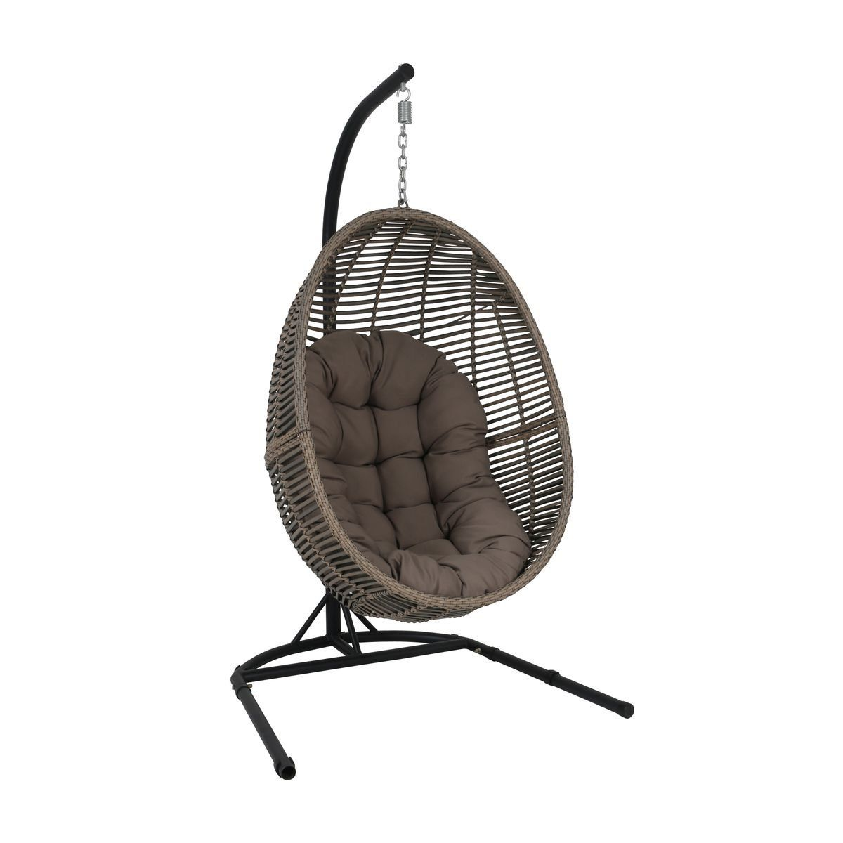 Amazon.de: greemotion Rattan-Hängesessel Brazilia - Rattansessel ...