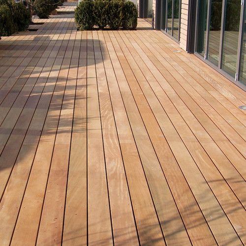 Terrassendielen Cumaru cumaru holz fertig geölt mit terrassenöl lote 4