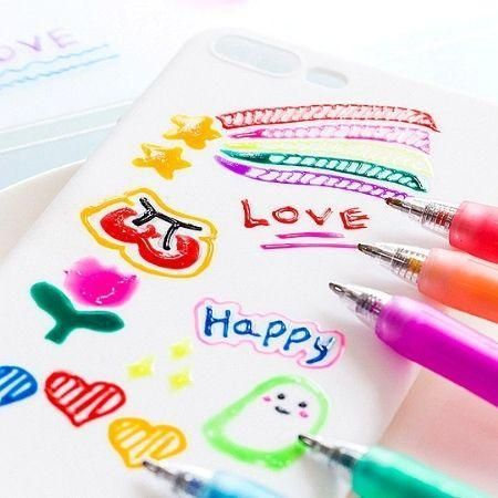 3D DIY Painting Jelly Pen Set
