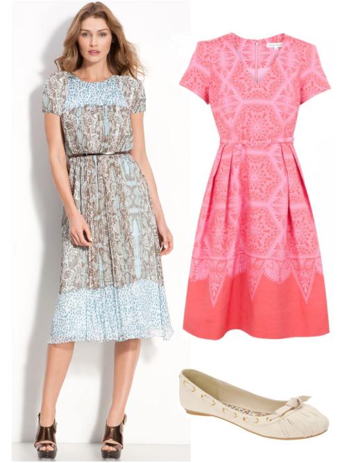 vestidos-recatados4.png (490×667) | MODA SUD | Pinterest | Blog ...