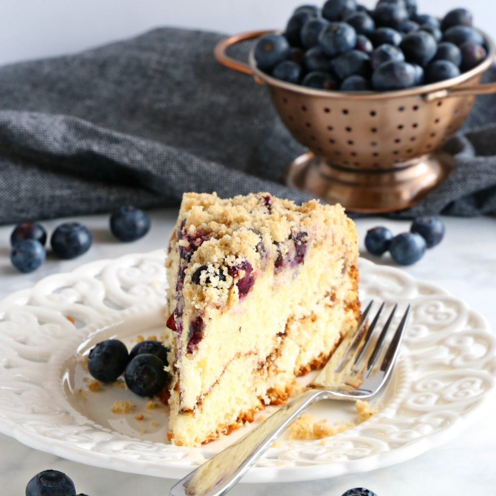 Best Ever Blueberry Coffee Cake Recipe Easter Coffee Cake Cake Streusel Topping