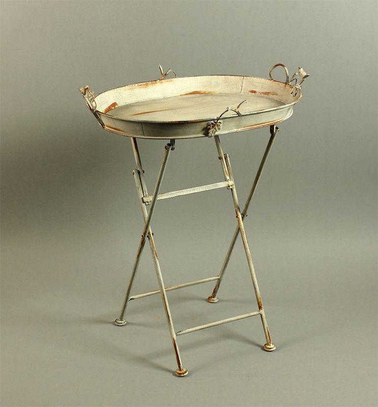Kleiner Eisentisch Eisentisch Klappbarer Tisch Tisch