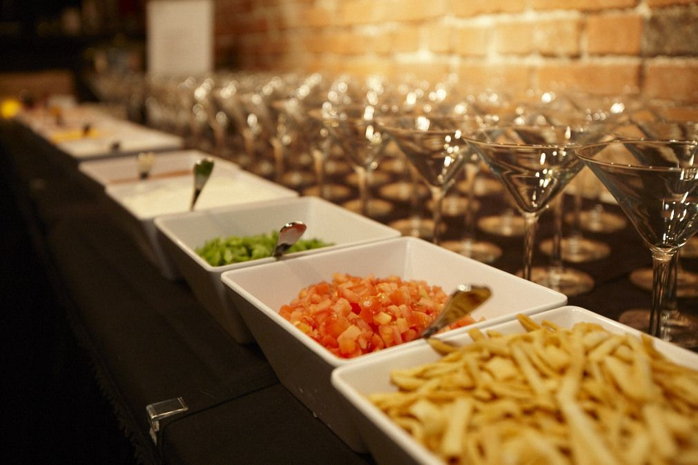 Great List Of Mashed Potato Bar Combos And Toppings Wedding