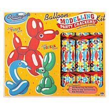 Buy ridleys balloon modelling crackers set of 6 online at shop for christmas crackers online from our christmas shop whether you want to make your own or buy a celebration box of crackers we offer free delivery solutioingenieria Gallery