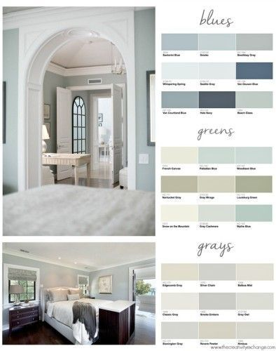 Popular Bedroom Paint Colors Bedrooms, French country bedrooms and