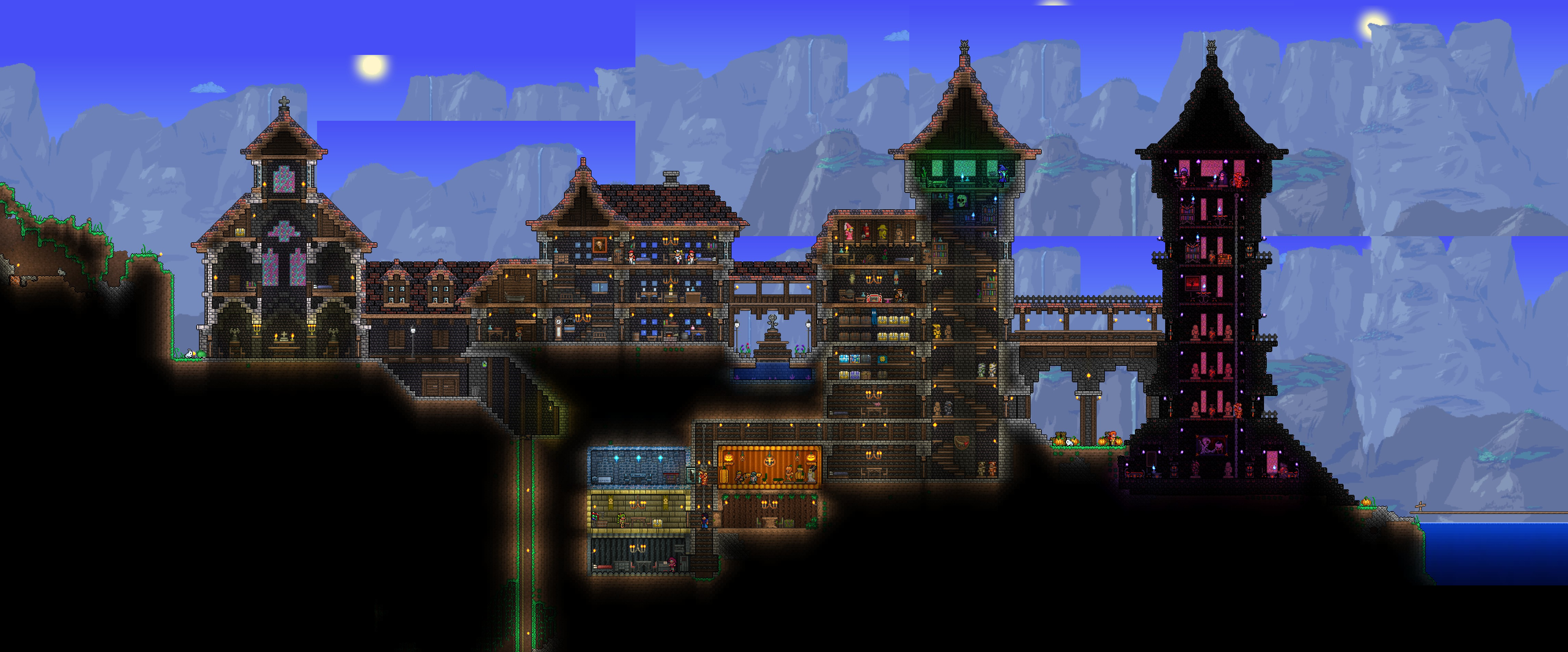 Terraria On Pinterest Terrariums Spiral Staircases And