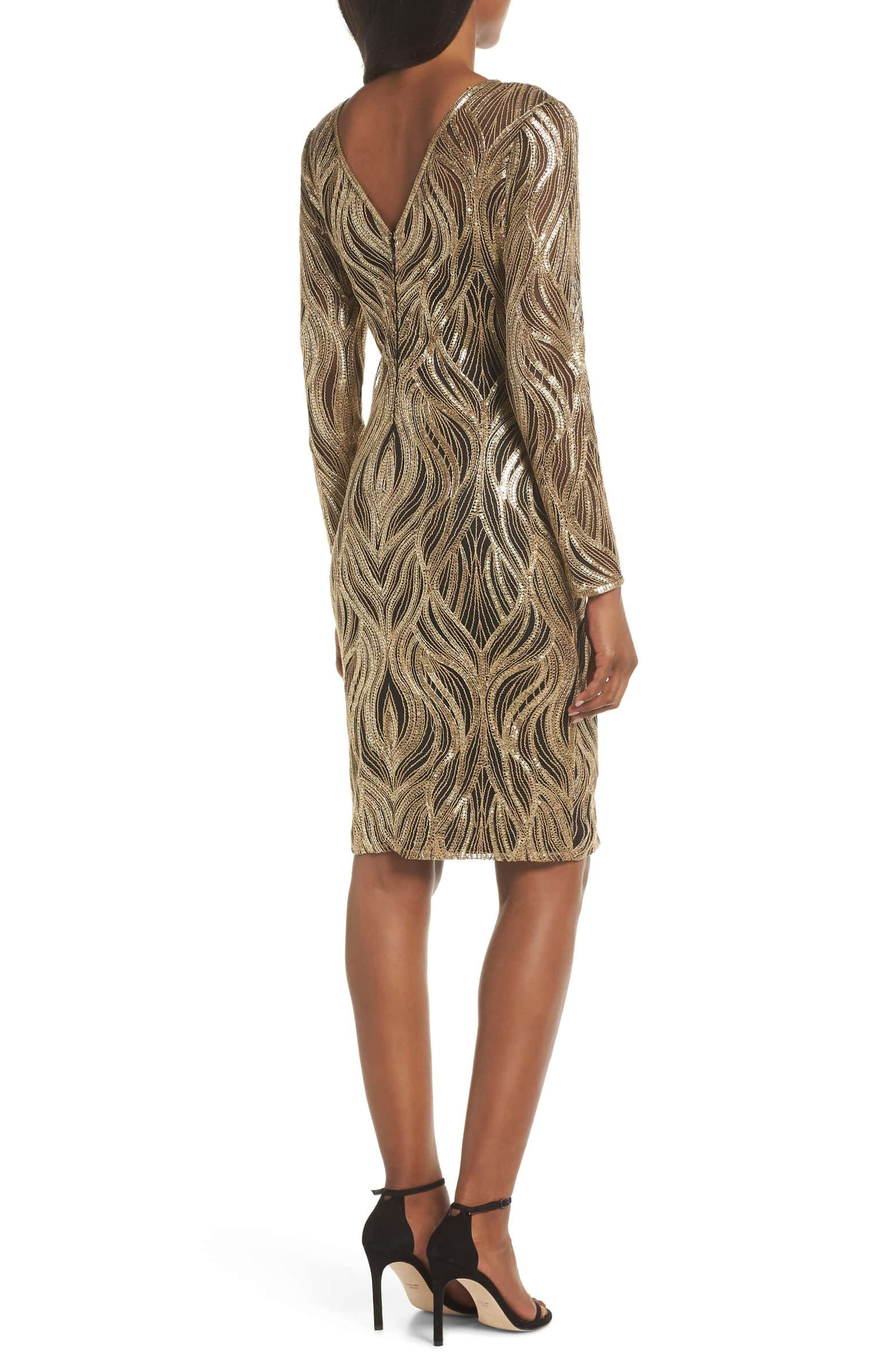 426b876baa Nordstrom Cocktail Dresses With Sleeves