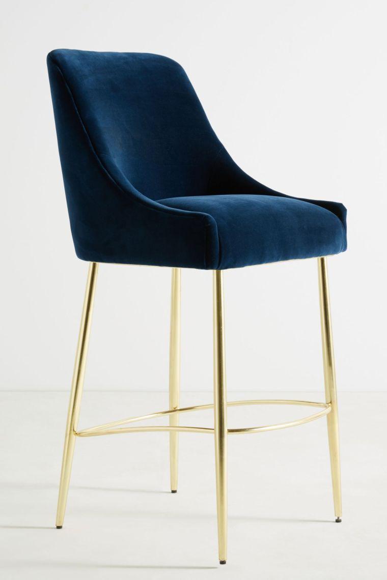 Chaise de bar design, tabouret et fauteuil haut pour