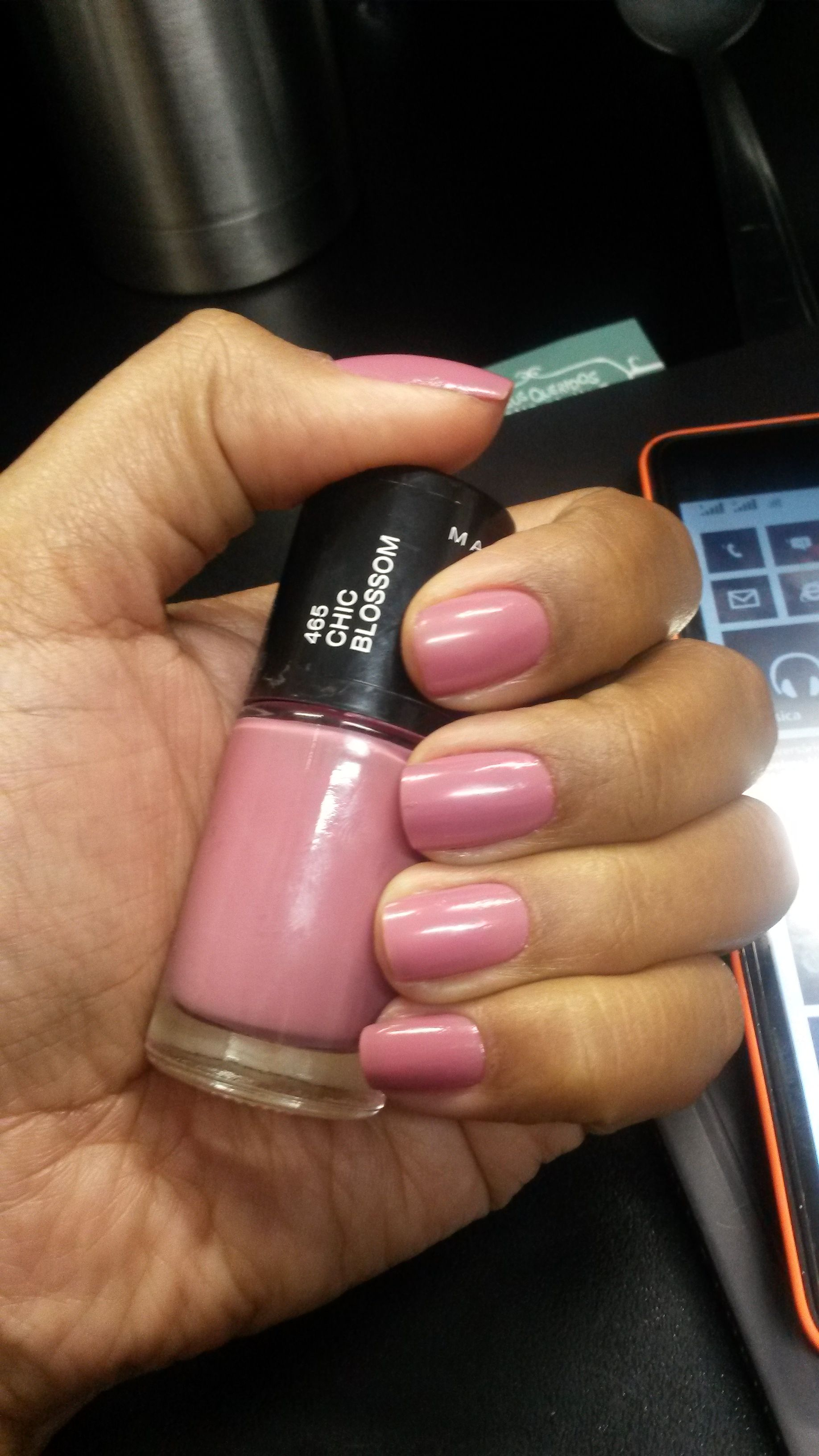 Esmalte Maybelline-ColorShow 465 Chic Blossom | manicura y pedicura ...