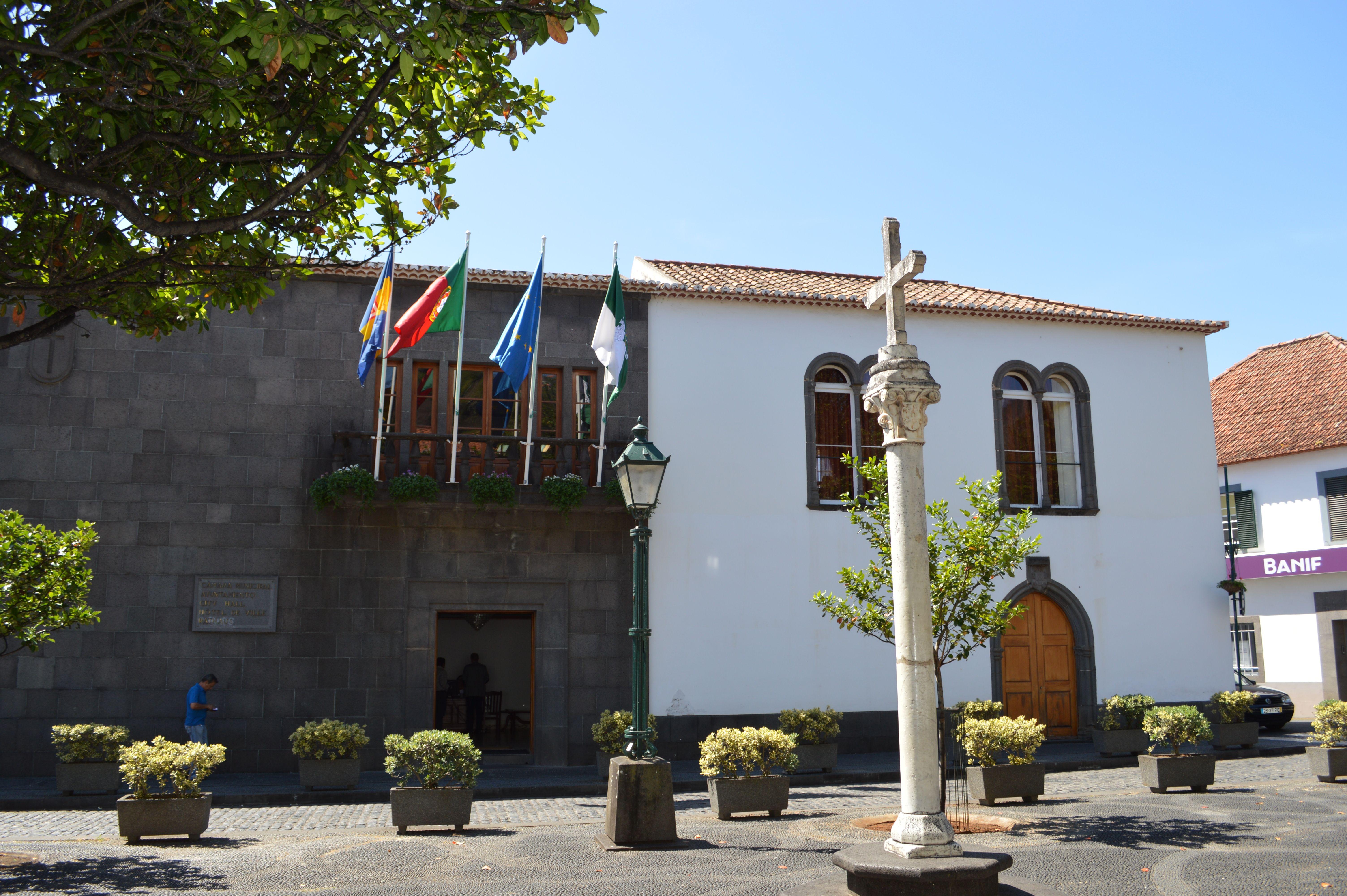 Hôtel de Ville Santa Cruz