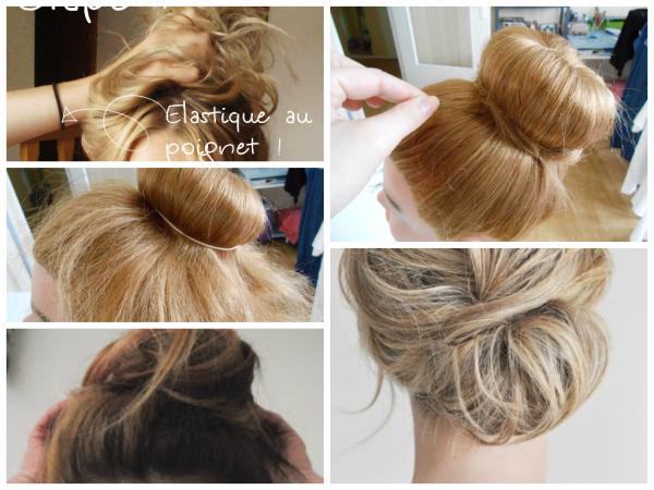 Häufig Idée De Coiffure Simple Et Rapide Pour Cheveux Mi Long ~ Coiffure  KL35