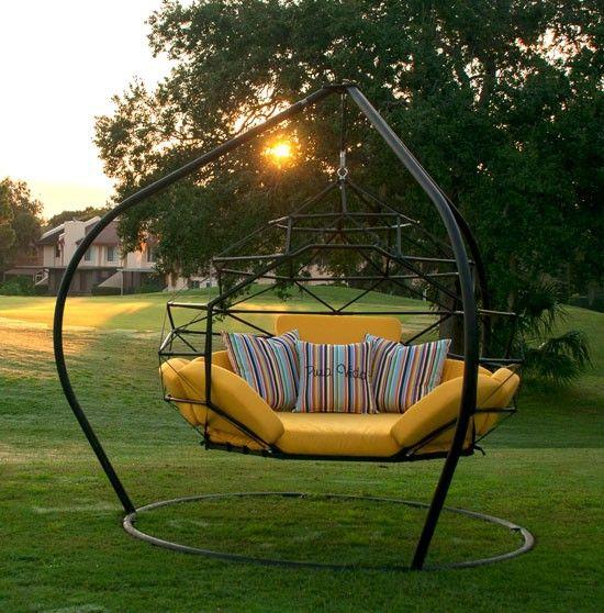 Hammock Swing Stand
