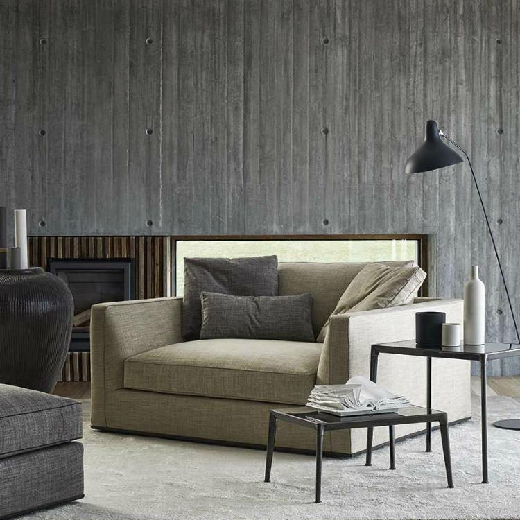 Richard Lounge Chair By B B Italia B B Italia Italia Design Contemporary Furniture